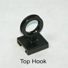 Top O-Hook (pack of 2)